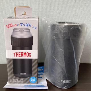 サーモス(THERMOS)のTHERMOS 保冷500ml缶ホルダー(日用品/生活雑貨)