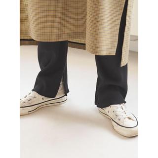クツシタヤ(靴下屋)の靴下屋Tabio サーマルスリットレギンス11分丈(レギンス/スパッツ)