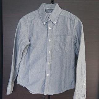シマムラ(しまむら)のボタンダウンシャツ  140(ブラウス)