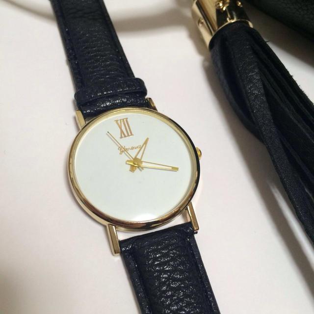 1467e079f8 dholic(ディーホリック)の新作⚡ シンプル ウォッチ 腕時計 レディースのファッション小物