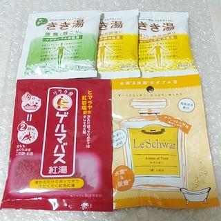イシザワケンキュウジョ(石澤研究所)の入浴剤セット(入浴剤/バスソルト)
