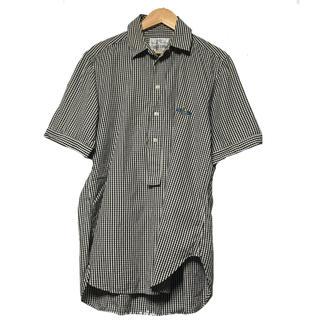 ヴィヴィアンウエストウッド(Vivienne Westwood)の美品ヴィヴィアンウエストウッド ロングシャツ(シャツ/ブラウス(半袖/袖なし))