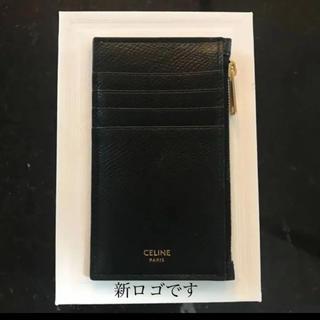 celine - CELINEコンパクトジップカードホルダー