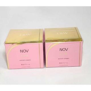 ノブ(NOV)のNOV L&W エンリッチクリーム 2 (美容液)