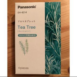 パナソニック(Panasonic)のアロマタブレット ティートゥリー 3個(エッセンシャルオイル(精油))