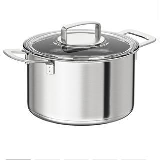 イケア(IKEA)のIKEA 両手鍋 IH対応 5ℓ(鍋/フライパン)