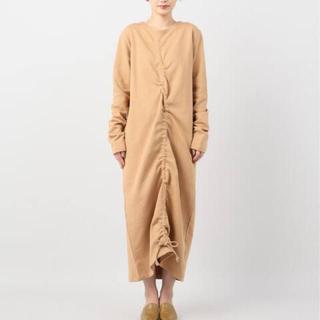 baserange alsa dress ワンピース (ロングワンピース/マキシワンピース)