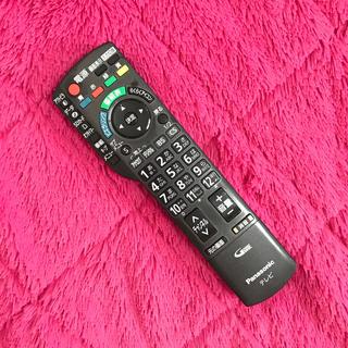 パナソニック(Panasonic)のパナソニック製TV用中古リモコンN2QAYB000481(その他)