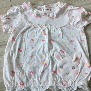 クーラクール(coeur a coeur)のクーラクール Tシャツ 90(Tシャツ/カットソー)