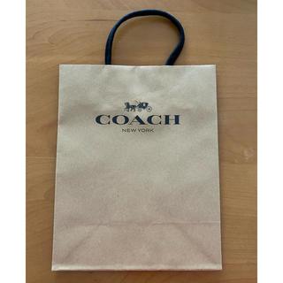 コーチ(COACH)のCOACH  コーチ ショップ袋 1枚(ショップ袋)