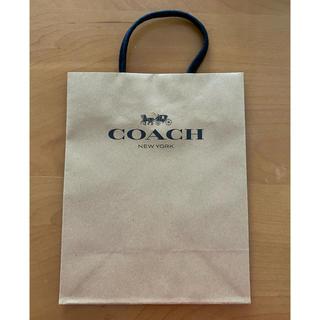 コーチ(COACH)の COACH  コーチ ショップ袋 1枚(ショップ袋)