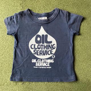 オイル(OIL)のオイル Tシャツ 90cm(Tシャツ/カットソー)