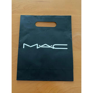 マック(MAC)のMAC  ショップ袋 1枚(ショップ袋)
