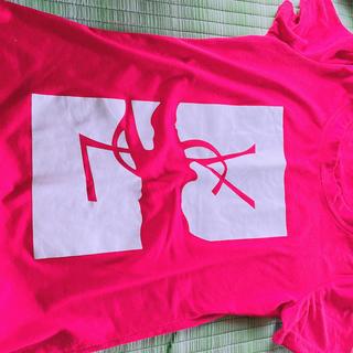 パロディシャツ(シャツ/ブラウス(半袖/袖なし))