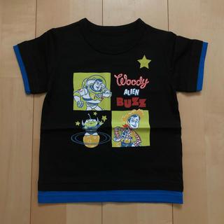 ベルメゾン(ベルメゾン)の☆ベルメゾン 新品未使用 ディズニー半袖Tシャツ 100cm トイストーリー☆(Tシャツ/カットソー)
