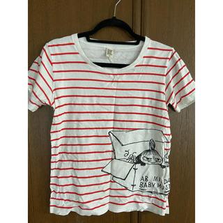 リトルミー(Little Me)のMOOMIN リトルミイ Tシャツ グラニフ(Tシャツ(半袖/袖なし))