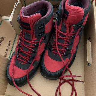 アシックス(asics)のasics 登山靴 24.5(その他)
