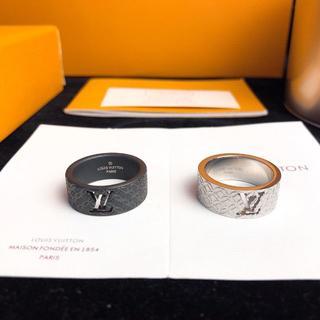 ルイヴィトン(LOUIS VUITTON)のLouis Vuitton リング 指輪 2枚入(リング(指輪))