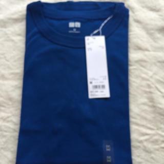 ユニクロ(UNIQLO)のUNIQLOメンズ  クルーネックT 半袖  Mサイズ(Tシャツ/カットソー(半袖/袖なし))