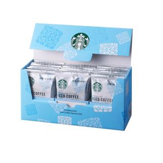 Starbucks Coffee - スターバックス オリガミ アイスコーヒー ブレンド ギフト
