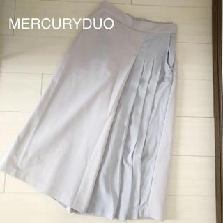 マーキュリーデュオ(MERCURYDUO)のMERCURYDUO☆ロングスカート ガウチョパンツ(ロングスカート)