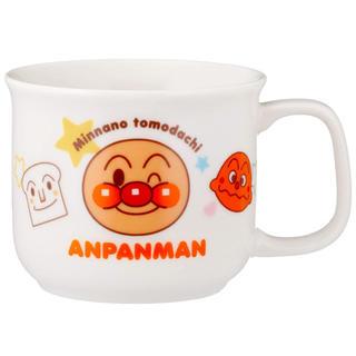 アンパンマン(アンパンマン)のアンパンマン マグカップ 陶器 箸付き(マグカップ)