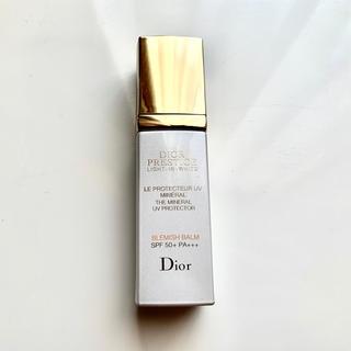 ディオール(Dior)の【お取引中】DIOR プレステージ ホワイト ル プロテクター UV(BBクリーム)