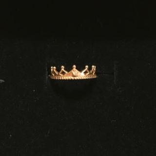 ノジェス(NOJESS)のノジェス 王冠リング 1号(リング(指輪))