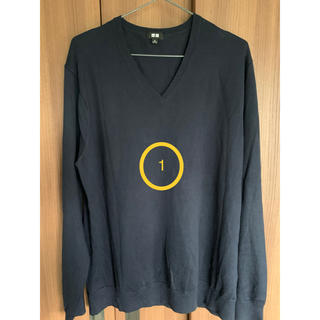 ユニクロ(UNIQLO)の【まとめ売り】UNIQLO&無印 Vネックセーター(ニット/セーター)