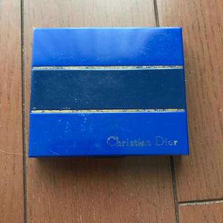 クリスチャンディオール(Christian Dior)のクリスチャンディオール プードルコンパクト パウダー(フェイスパウダー)