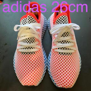 アディダス(adidas)の【極美品】adidas スニーカー(スニーカー)