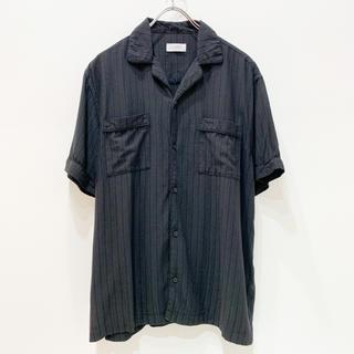 サタデーズサーフニューヨークシティー(SATURDAYS SURF NYC)のSaturdays NYC【Stripe Short Sleeve Shirt】(シャツ)