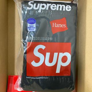 シュプリーム(Supreme)のSupreme®/Hanes® Boxer Briefs (4 Pack) S(ボクサーパンツ)