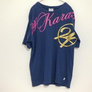 ゴールドトゥエンティーフォーカラッツディガーズ(GOLD 24karats Diggers)の24karats ロゴTシャツ X-LARGE XL(Tシャツ/カットソー(半袖/袖なし))