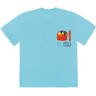ナイキ(NIKE)のTRAVIS SCOTT Tシャツ M CACTUS JACK T-SHIRT(Tシャツ/カットソー(半袖/袖なし))