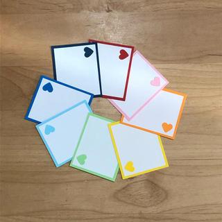 ミニ メッセージカード 24枚(カード/レター/ラッピング)