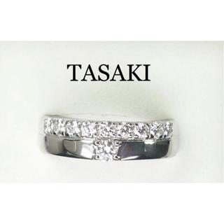タサキ(TASAKI)のTASAKI★ダイヤモンド★0.46ct★リング(リング(指輪))