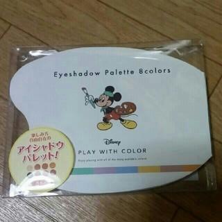 ディズニー(Disney)のミッキーマウス アイシャドーパレット(アイシャドウ)
