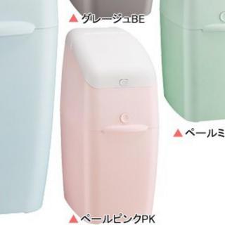 アップリカ(Aprica)のアップリカ(Aprica) / おむつ ゴミ箱 おむつポット(紙おむつ用ゴミ箱)