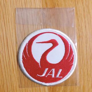 ジャル(ニホンコウクウ)(JAL(日本航空))のJAL ワッペン(航空機)