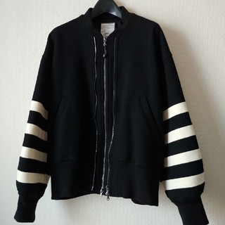 シャリーフ(SHAREEF)のシャリーフ ボンバージャケット サイズ1 (ブルゾン)