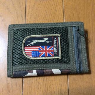 スラセンジャー(Slazenger)のslazenger/カモフラ 財布(折り財布)