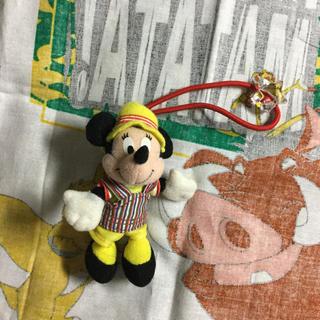 ディズニー(Disney)のヘアゴム ヘアポニー  ミニー   キャスト(ヘアゴム/シュシュ)