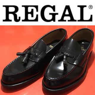 REGAL - REGAL タッセル ローファー リーガル 美品 革靴 シューズ