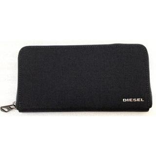ディーゼル(DIESEL)のDIESEL    長財布 ブラック 新品未使用(長財布)