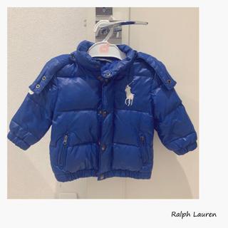 Ralph Lauren - ☆ラルフローレン ダウン 12M 80cm☆
