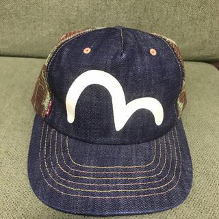 エビス(EVISU)のEVISU キャップ帽(キャップ)