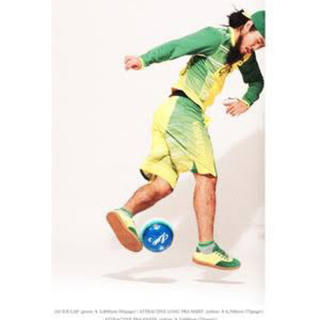 LUZ - レア!ルースイソンブラ  昇華素材プラシャツ