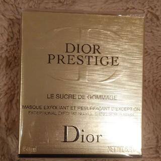 ディオール(Dior)の新品定価以下送料こみ♡Dior♡プレステージ  ゴマージュ(ゴマージュ/ピーリング)