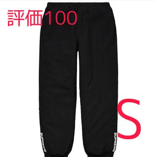 Supreme - Supreme 20ss Warm Up Pant 黒 ブラック Sサイズ